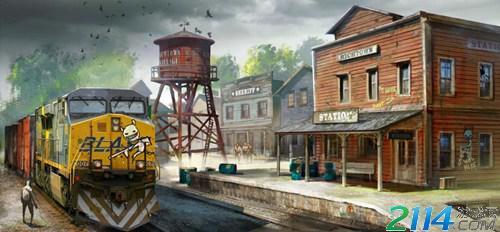 明日之后西部小镇攻略大全 宝箱特殊资源全解析