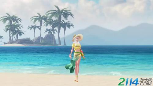《完美世界》手游夏日时装效果怎么样?夏日时装图片效果一览