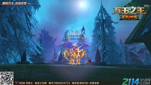 《万王之王3D》龙骑士职业属性怎么样?龙骑士职业属性及用法点评