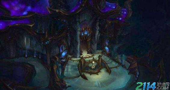 魔兽世界 8.2鳞母薇娜拉在哪找 鳞母薇娜拉位置分享