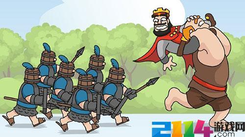 皇室战争趣图分享
