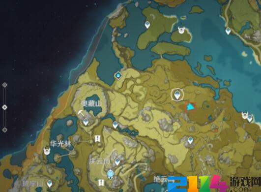 原神岩盔王在哪里刷新_有哪几个位置