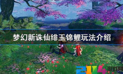 梦幻新诛仙绯玉锦鲤怎么玩?